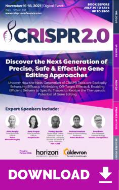 CRISPR Event Guide Widget