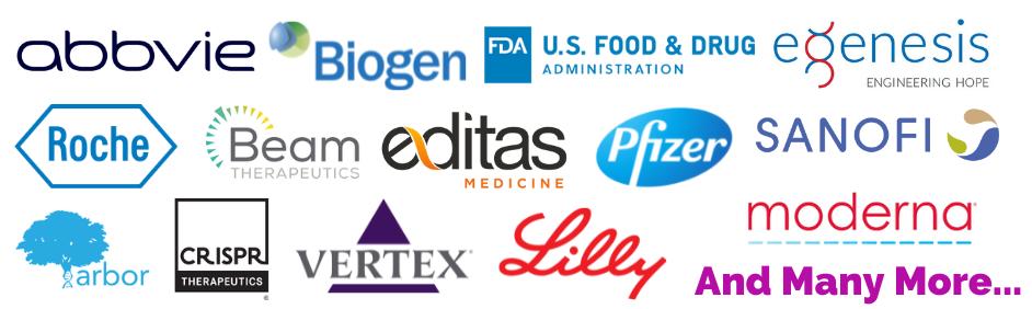 CRISPR 2020 Companies