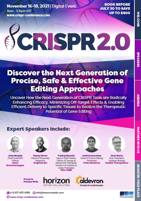 Event Guide Cover CRISPR